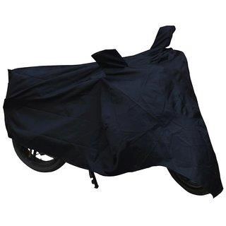 Varshine Body Cover for Honda CD 110 Dream (Black)