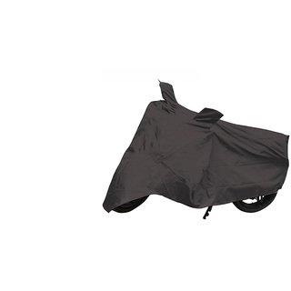 Varshine Body Cover for Honda CD 110 Dream (Grey)
