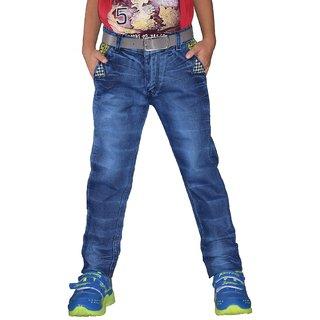 Tara Lifestyle slim fit Denim jeans pant for kids-boys jeans pant - 15001NN
