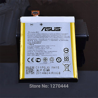 High Capacity Original Zenfone 5 Battery For Asus ZenFone 5 / A500CG Mobile Phone Battery.