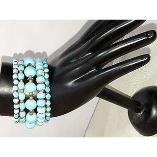 metal en glass beads bengal