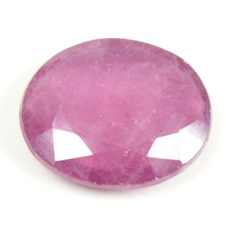 5.50 Ratti Certified Beautiful  Natural Pink Ruby Manik Loose Gemstone