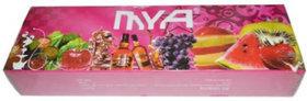 mya original smoke juice  refill Eliquid set of 10 pen hookah assorted flavors