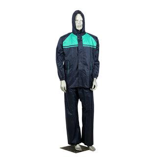 BILLWIN Zircon Men's Raincoat (Blue)