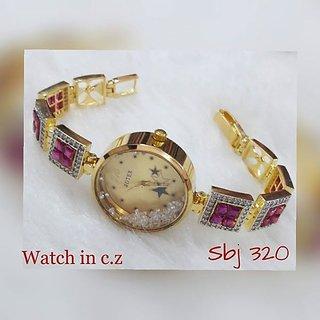 Swisstyle Analog white dial Women's Watch