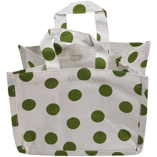 Handlooms Shopping Bag White Colour