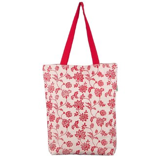 Women's/Girl's shopping Bag Red Colour