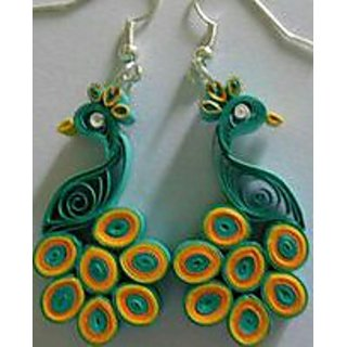 Quilling Paper Jewellery
