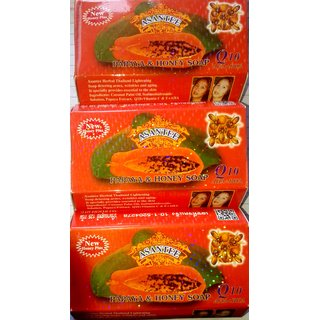 Thailand Lightening soap Pack of 3