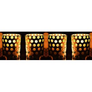 Color Palatte Tealight Holder