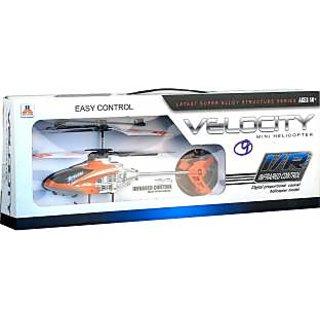 velocity helicopter