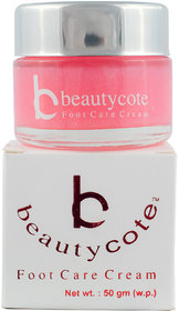 Beauty  Cote Foot Care Cream for Cracked heels, 50g