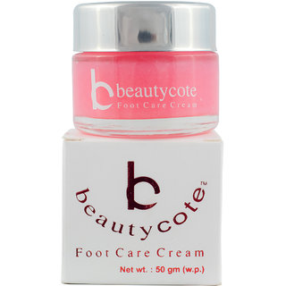 Beauty Cote Foot Care Cream for Cracked heels 50g