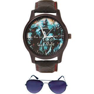 KVELL Men's Watch with Assorted es  Combos-UMW-1134