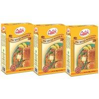 CATCH SPICES PAV BHAJI MASALA 100GMS (PACK OF 3)