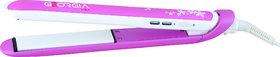 GeorgiaUSA GS-111 Hair Straightener Pink Floral