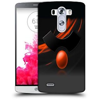 Snoogg Abstract Symbol Designer Protective Back Case Cover For LG G3 BEAT