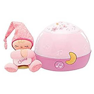 Chicco Goodnight Star Projector, Pink