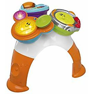 Chicco Music Band Table, Multi Color
