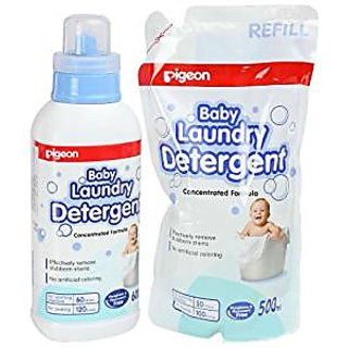 Pigeon Combo Pack Of Laundry Detergent