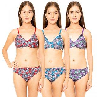 Buy Girlsz Cotton Teenage Lingerie Set Online - Get 36% Off 13fd39d88
