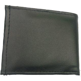 WALLET MENS  Black leather money Gents