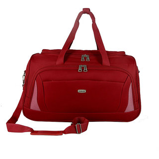 Morocco Plus 65 Cm Red Duffle For Travel