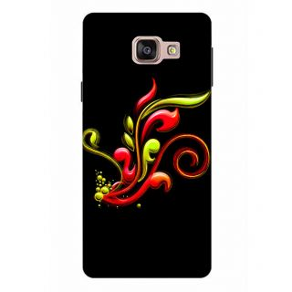 instyler DIGITAL PRINTED 3D BACK COVER FOR SAMSUNG GALAXY A9 PRO