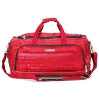 American Tourister Maroon Duffle Bag - 40X002026