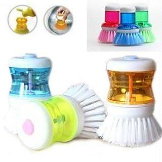 Brush With Soap Dispensing 1pcs