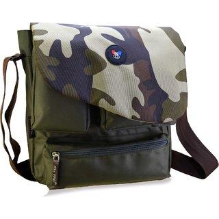 my pac Vivaa  messenger Sling bag Military khaki C11544-22