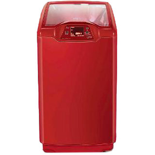 Godrej 6.5 Kg WT Eon 650 PF Top Loading Washing Machine (Metallic Red Grey)