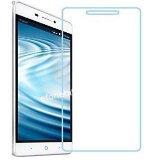 SNOOGG PACK OF 2 lyf Water 7 4G LTE Smart Phone, Gold Anti-Glare Anti-Scratch Anti-Fingerprint Clear Screen Guard