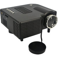 Zakk UC 28 Mini Office Home Projector Black