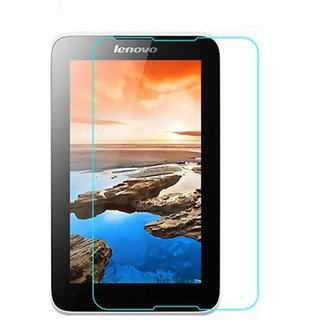 SNOOGG Lenovo A7-50 A3500 Curved 2.5D Tempered Glass Screen Guard Protector