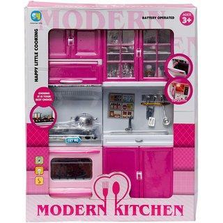 Buy Girls Toy Modern Kitchen Set Gift Online Get 51 Off