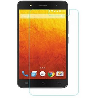 SNOOGG LAVA X17 Branded Ultra Clear Perfect Fitting Mobile Screen Guard Screen Protector