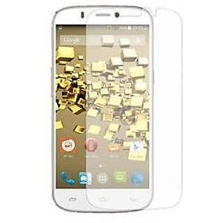 SNOOGG Pack of 7 Micromax Canvas Selfie Lens Full Body Tempered Glass Screen Protector [ Full Body Edge to Edge ] [ Anti Scratch ] [ 2.5D Round Edge] [HD View]  White