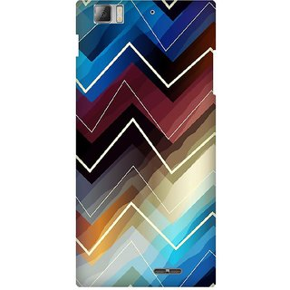 Super Cases Premium Designer Printed Case for Lenovo K900