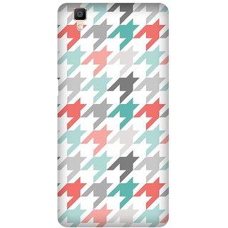 Super Cases Premium Designer Printed Case for Oppo R7 S