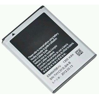 Original Battery For Samsung Galaxy Y Duos S6102 EB464358VU 1300 mAh With 1 Month Warantee