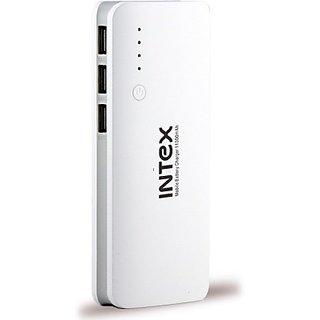 Intex IT-PB 11K 11000 mAh Power Bank (White)
