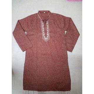 linen cotton kurta (kurta centre)