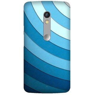 Super Cases Premium Designer Printed Case for Moto X Play