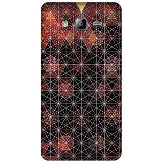 Super Cases Premium Designer Printed Case for Samsung On 7