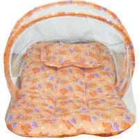Baby bedding cum mosquito net