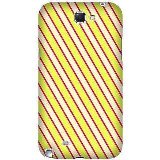 Super Cases Premium Designer Printed Case for Samsung Galaxy Note 2