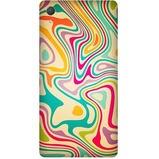 Super Cases Premium Designer Printed Case for Sony Xperia Z2