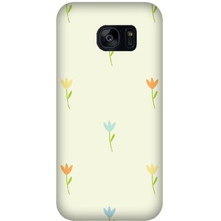 Super Cases Premium Designer Printed Case for Samsung Galaxy S7 Edge