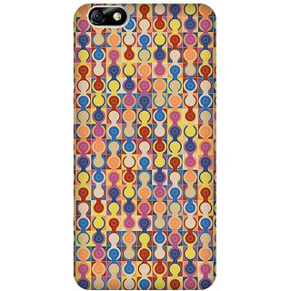 Super Cases Premium Designer Printed Case for Huawei Honor 4X